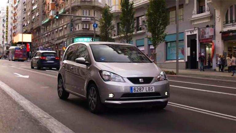 Seat Mii Electric - Gretas Choice