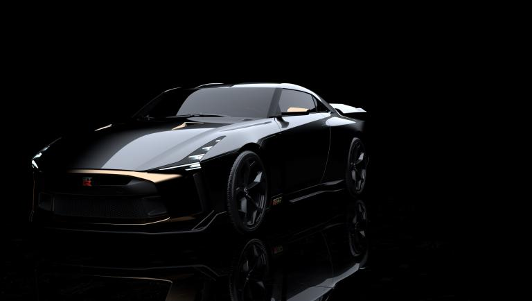 Der Nissan GT-R50 by Italdesign
